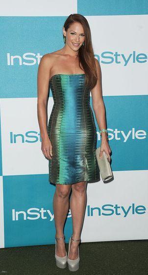 Amanda Righetti inStyle Party