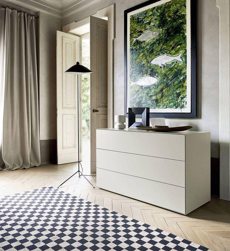 Das Moderne Und Minimalistische Design Lässt Die Kommode In Jedem Raum Gut  Aussehen. Produkt: Livitalia Ecletto #Kommode #chestofdrawer #sideboard  #möbel ...