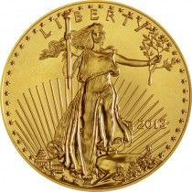 Empfohlenes Produkt : American Eagle 1 Unze Gold