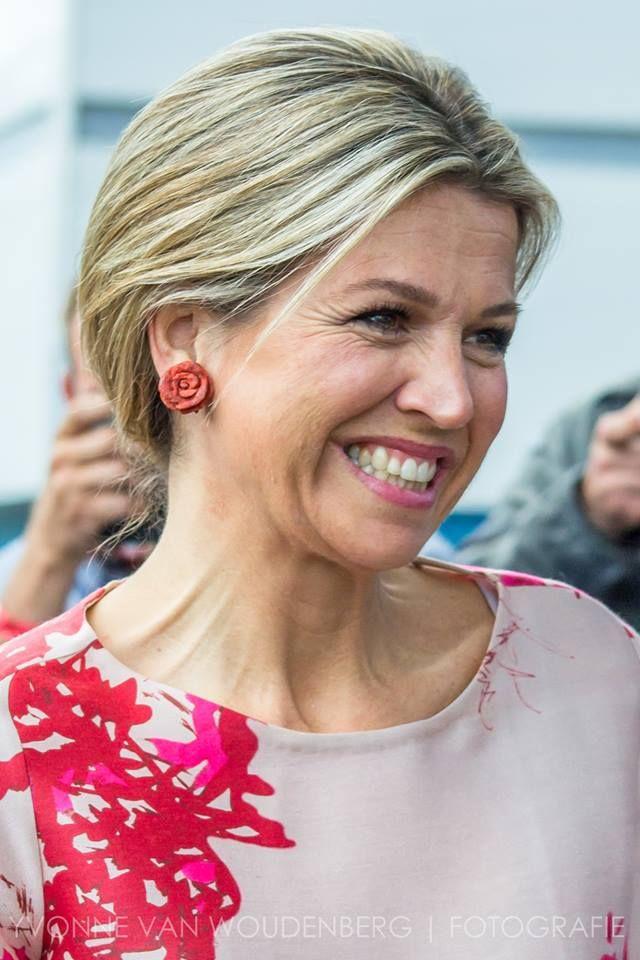 Koningin Máxima bij eindconcert Kinderen Maken Muziek   ModekoninginMaxima.nl