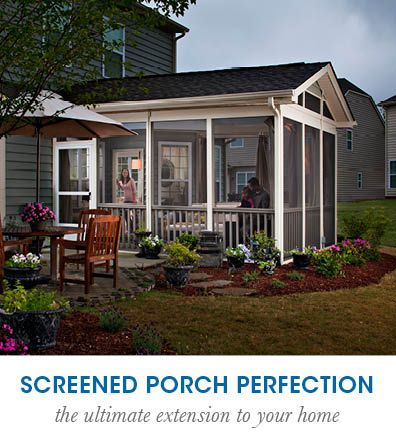 83 best images about screened in deck porch on pinterest decks 4 season room and screened deck. Black Bedroom Furniture Sets. Home Design Ideas