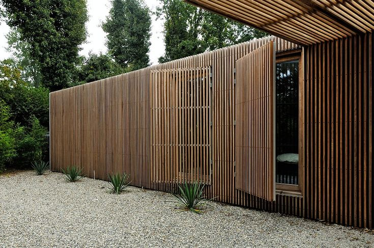 Villa C NG Architects Moderne strakke villa met twee woonlagen ...