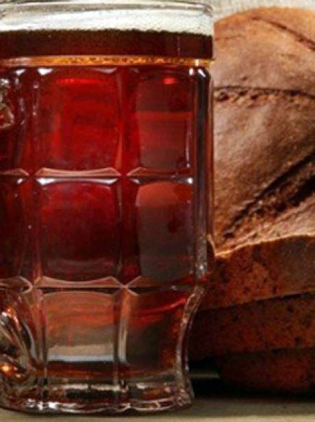 Как приготовить целебный квас по старинным русским рецептам.отов