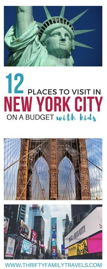 Best Places for Kids in New York City