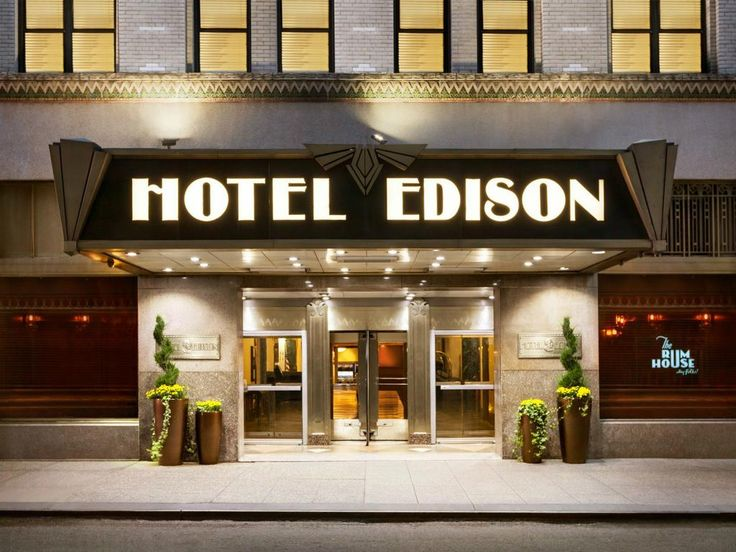 Booking.com: Hotel Edison Times Square , New York City, USA - 11115 Guest reviews . Book your hotel now!