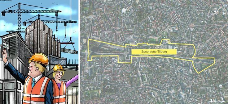 Oranje rubberlaarzen en openbare toiletten in Tilburg | SaniTronics Openbare Toiletten | Zelfreinigende Openbare Toiletsystemen | Automatische Openbare Toiletten | Nieuwsblog
