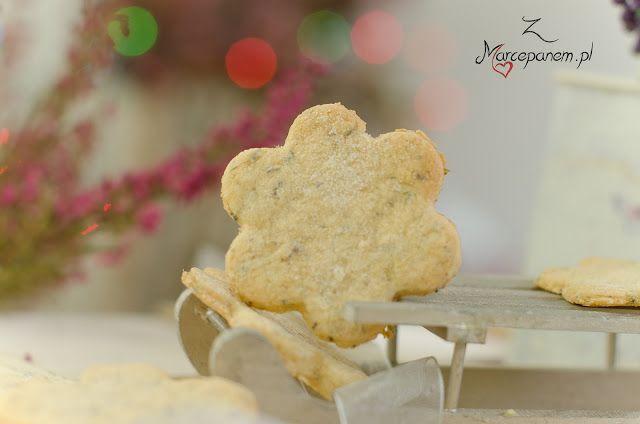 Z Marcepanem: ciasteczka