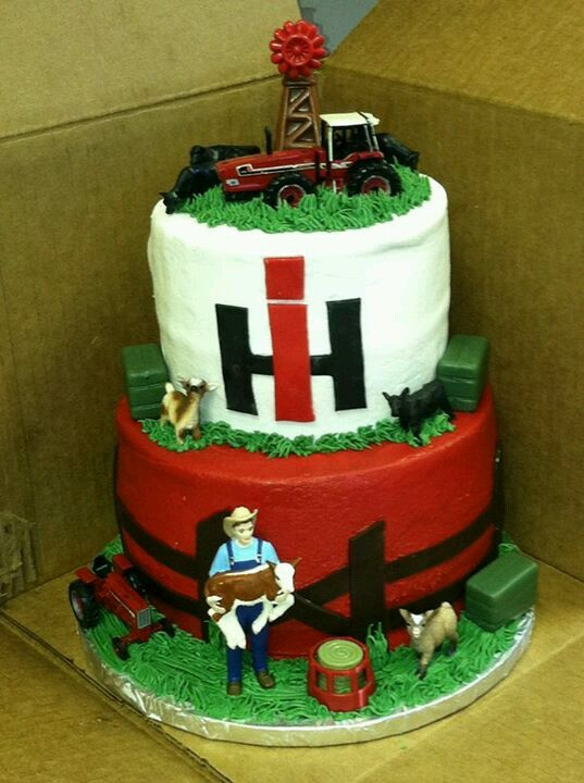 1000 Images About Farming Cake Ideas On Pinterest This