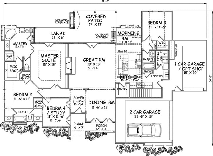 17 best images about house plans on pinterest bonus for 2600 sq ft house plans