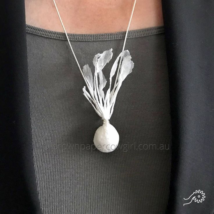 A personal favourite from my Etsy shop https://www.etsy.com/au/listing/551177323/white-necklace-boho-necklace-gift-for