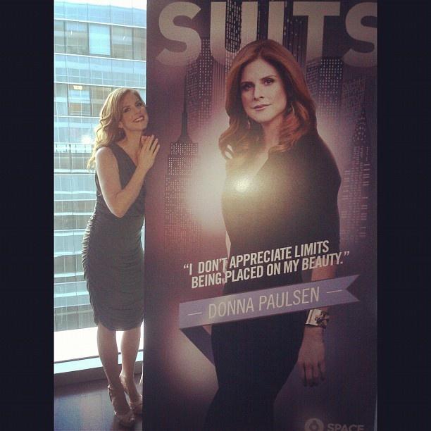 #Donna #Suits enough said!