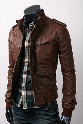 Nice Leather Jackets - Pl Jackets