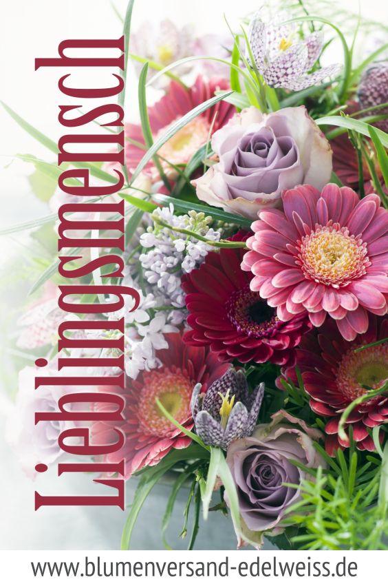 Bei Unserem Blumenversand Bekommst Du Neben Den Tollsten Blumensträußen  Eine Große Auswahl An Persönlichen Grußkarten Geboten
