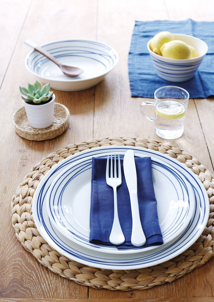 Bring the coast into your home with Royal Doulton Pacific tableware. & 25+ best Woldring | Royal Doulton images by Woldring on Pinterest ...
