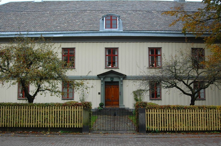 Bishop house in Karlstad