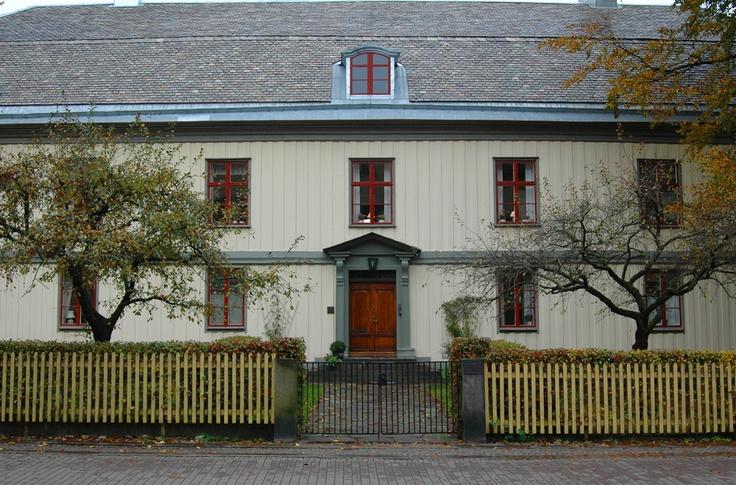 Bishop house in Karlstad