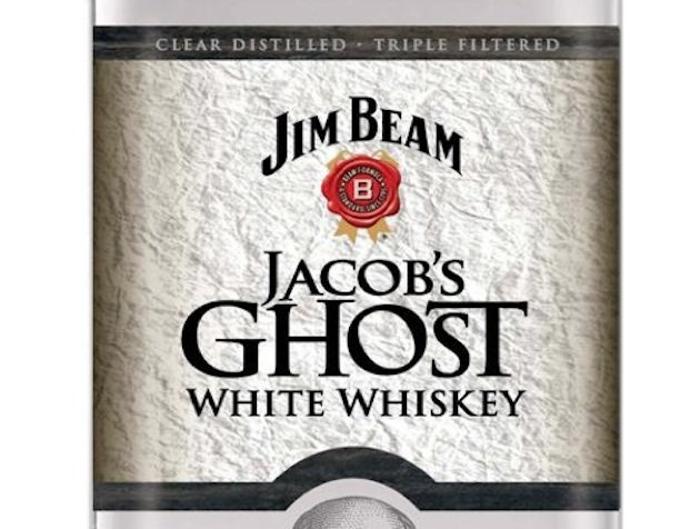 My great, great, great, great grandfather Jacob L. Beam. Jim Beam Jacob's Ghost White Whiskey.
