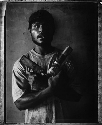Papua New Guinea Gangsters by Stephen Dupont