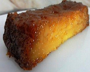 Pudim de mel de Monchique