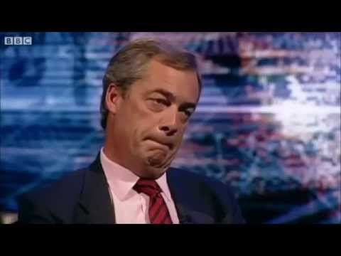 BREAKING : Nigel Farage : Europe Has Been Hijacked  2015 -