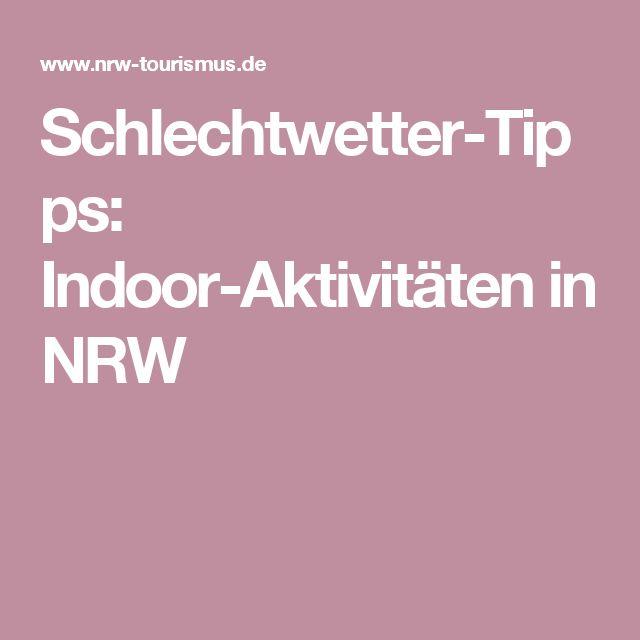 Good In NRW bieten sich bei schlechtem Wetter zahlreiche Indoor Aktivit ten an Von Kletterkirche ber Tauch Gasometer bis zum Moonlight Minigolf
