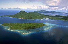 Federated States of Micronesia - Chuuk island