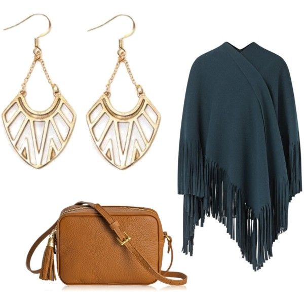 Arrowhead by brittanypileggi on Polyvore featuring Burberry and GiGi New York
