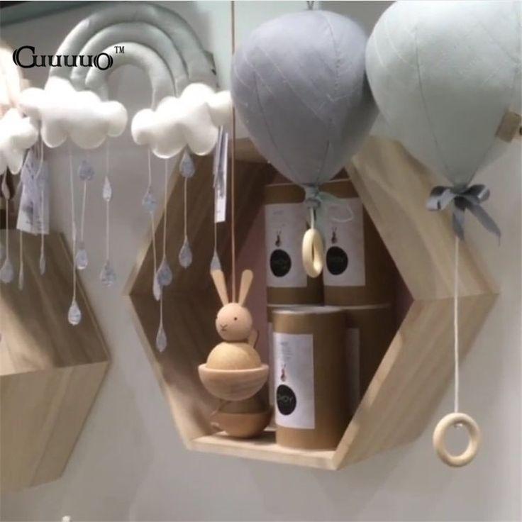100% de Algodão Crianças Brincam Tenda Tenda Decoração Adereços Brinquedo Chovendo Nuvens Gota de água/Estrela Lua Quarto Cama De Bebé Pendurado Decoração Para Xmas em Sinos de vento & Decorações de Suspensão de Home & Garden no AliExpress.com | Alibaba Group