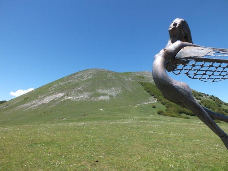 Decollo Sud - Monte Cucco