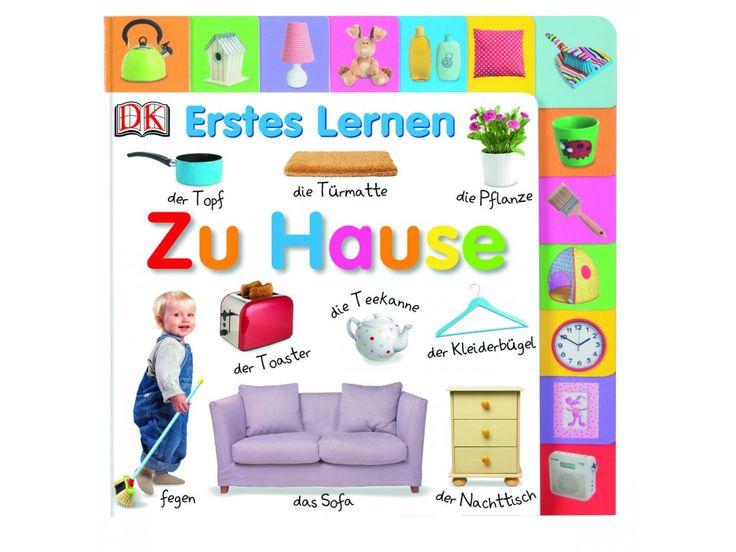 Erstes Lernen Zu Hause. Autor: kolektiv Nakladatelství: Dorling Kindersley Verlag Počet stran: 28 Vazba: Tvrdá (leporelo) Rozměr: 231 x 232 mm