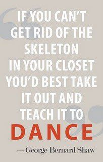 Dance, I said!