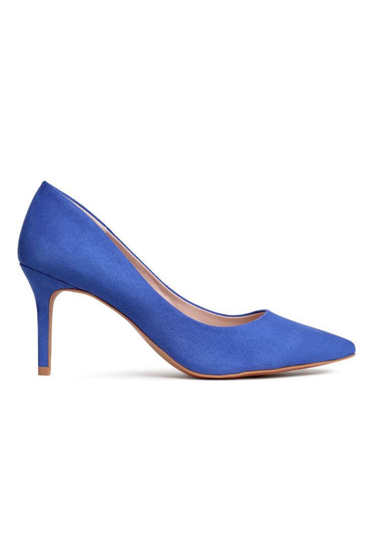 Escarpins - Bleu bleuet - FEMME | H&M FR 1