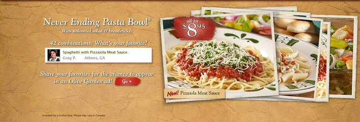 13 best food allergies images on pinterest allergy free allergies and latex allergy for Call the olive garden