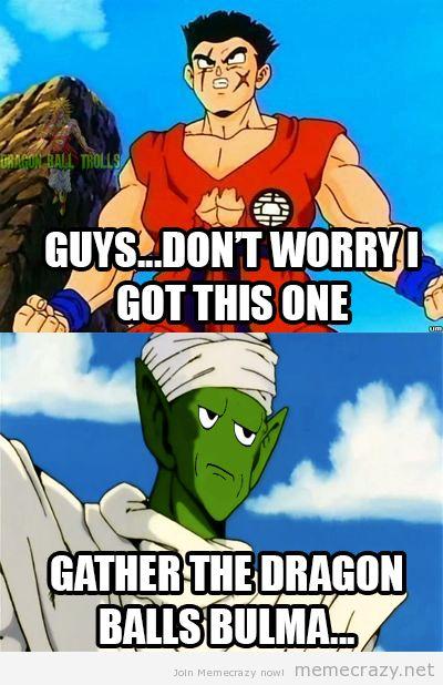 Funny Dragon Ball Z Memes : Best yamcha lawl images on pinterest dragons dragon