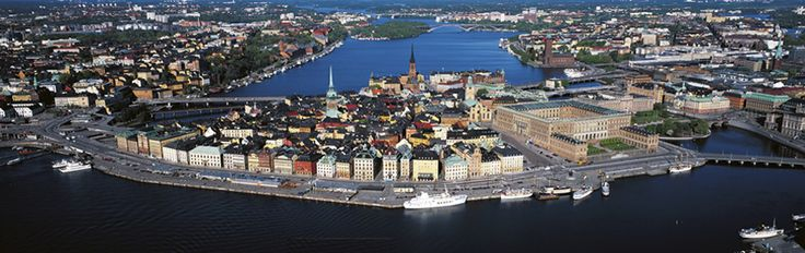 Most green eco-friendly cities in Europe, Stockholm - keyofaurora.com Artisanal.Narrative.Smart -
