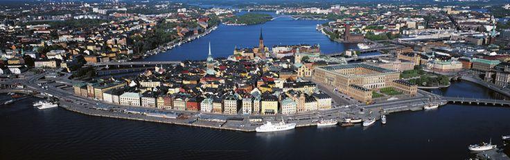 Most green eco-friendly cities in Europe, Stockholm - keyofaurora.com Artisanal.Narrative.Smart -