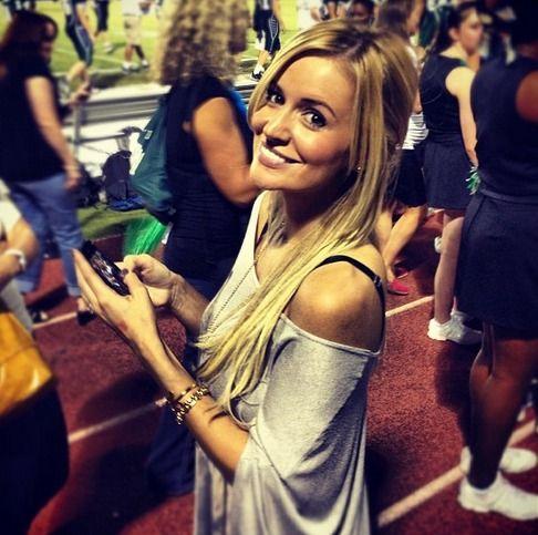 Emily Maynard Looks Resplendent in Jef Holm's Instagram Photo