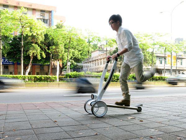 SRV.h – Eco Friendly Transportation by Chiu-YenKai » Yanko Design