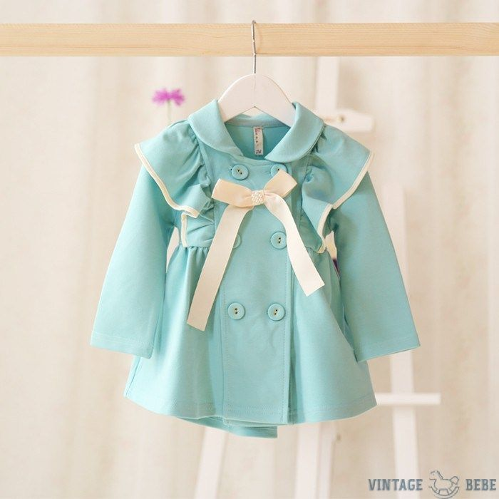 Girly trench Coat