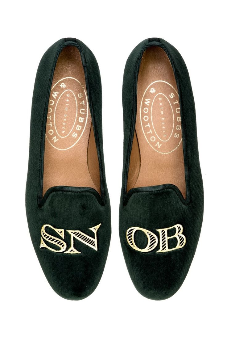 A must for the 'true Palm Beacher' who buys at least 2 pairs of Stubbs every season!