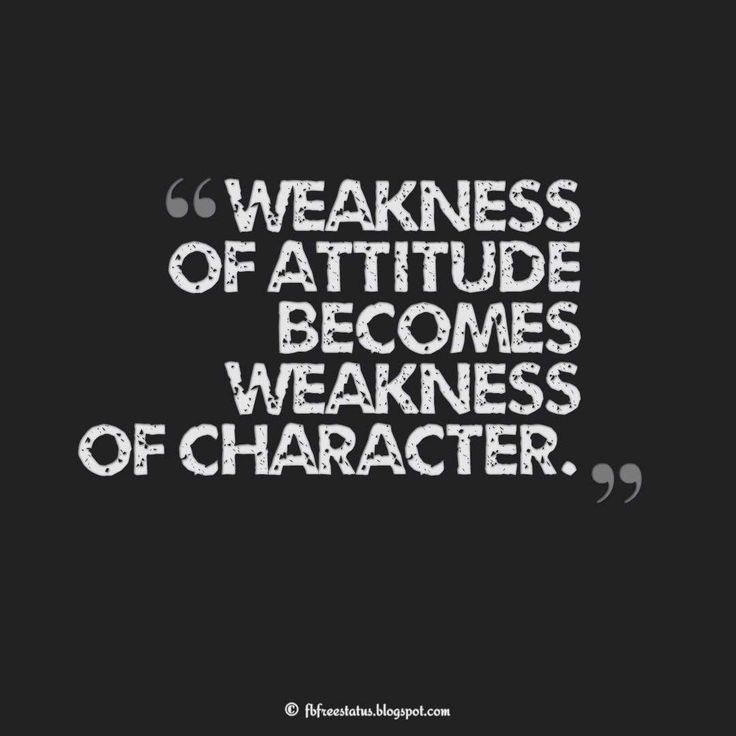 """""""Weakness of attitude becomes weakness of character.""""― Albert Einstein Quote #quotes"""