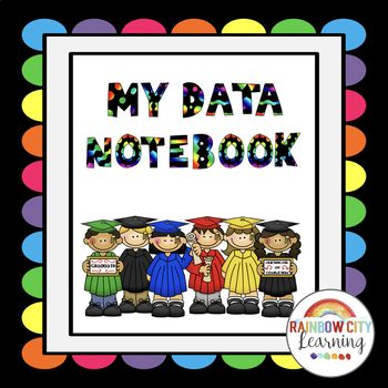 These simple data collection pages will send your students down the road to success! Select the pages that you would like to use for student data collection, print, and assemble for each student.      I have included labels for folders and a full page cover in case you would rather use a binder or spiral notebook this year.