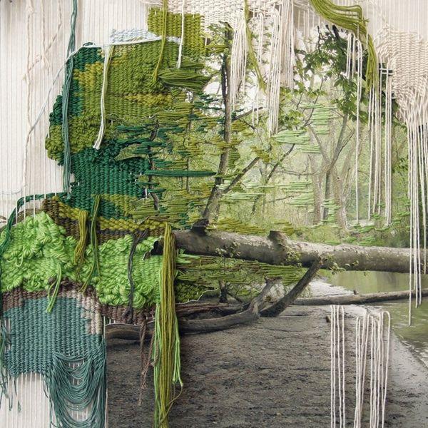 Artist Robert Jahns' seamlesscompositions transport viewers into a world of dreamy fantasy.