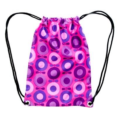 Purple Midi Apple Bag ~ Katvig