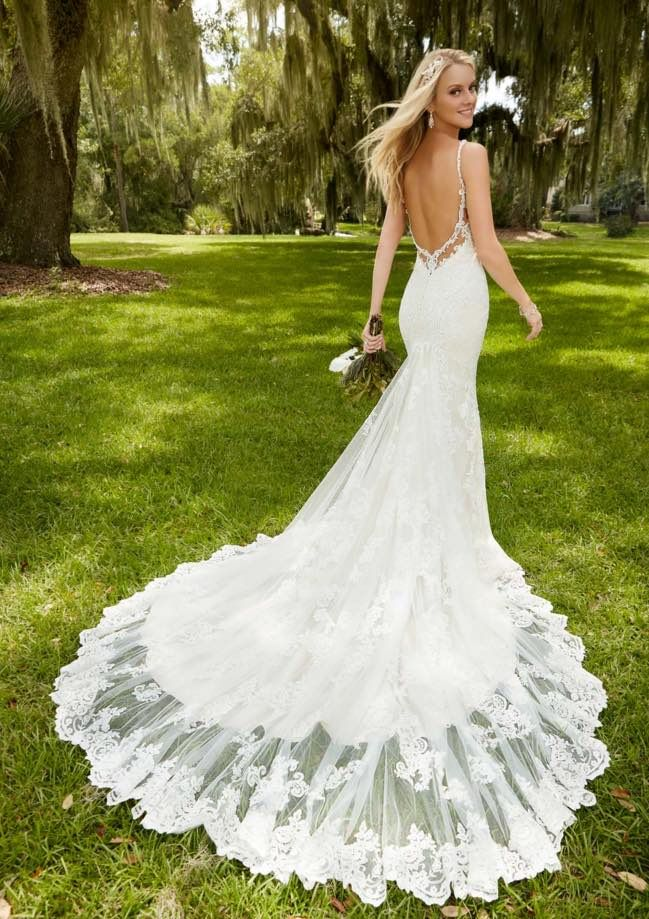 The 25 best backless wedding dresses ideas on pinterest for Low back bras wedding dress