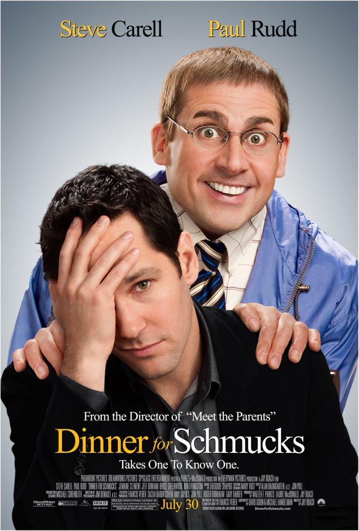 Ужин с придурками / Dinner for Schmucks (2010)