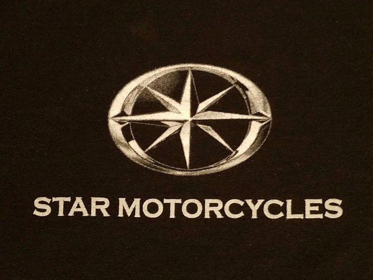 YAMAHA STAR MOTORCYCLES Bikers Classic Rally Long Sleeve T-Shirt ~ Large #Yamaha #LongSleeveTshirt