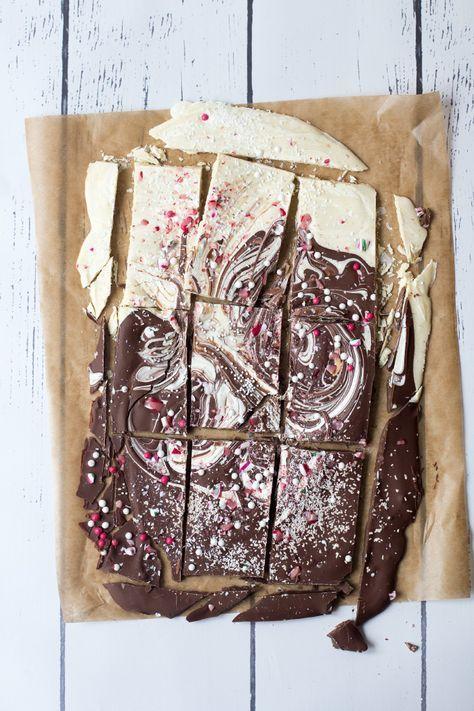 DIY Schokolade zum Verschenken!