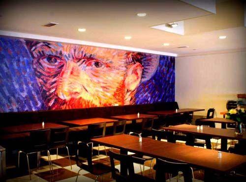 Van Gogh Hostel, Amsterdam, Hostels for Design Lovers