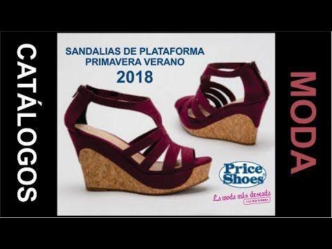 De Primavera Sandalias Plataforma Verano Catálogo Price 2018 Shoes l1KJ3TFc